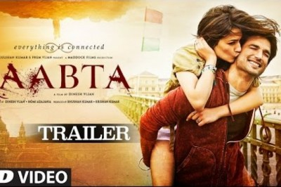 Raabta Official Trailer Launched